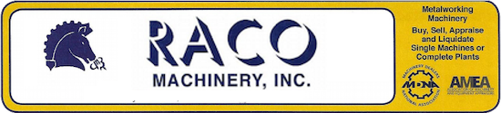 Raco Machinery, Inc.