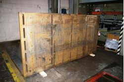 """Picture of 15738 - 95"""" X 48"""" X 48"""" HEAVY DUTY ANGLE PLATE"""