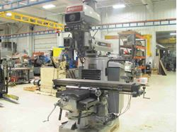 Picture of 60564 - SERIES II BRIDGEPORT 4 HP VERTICAL MILL