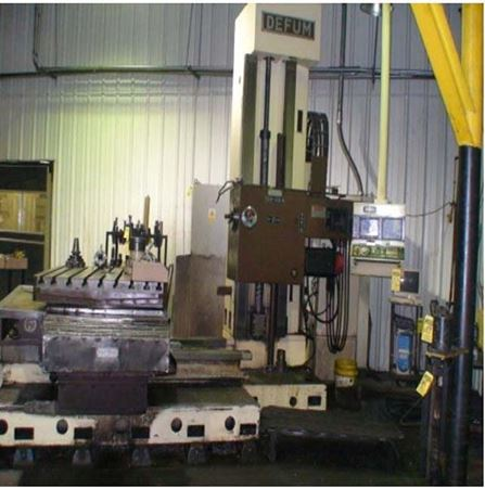 Picture for category CNC Horizontal Boring Mills