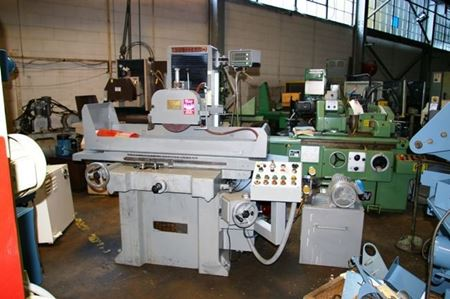 Picture for category Horizontal Surface Grinders