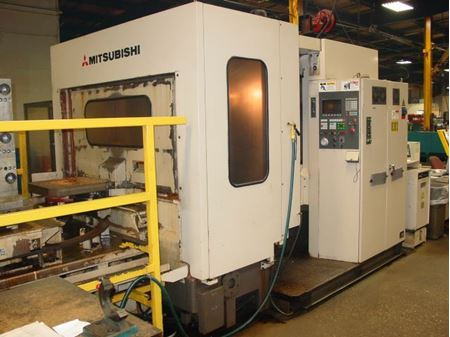Picture for category CNC Horizontal Machining Centers