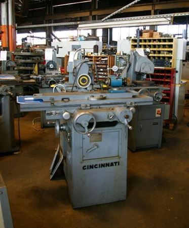 Picture for category Tool and Cutter Grinders