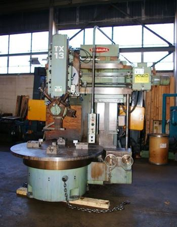 Picture for category Single Column Vertical Boring Mills