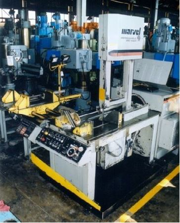 Picture for category Vertical Band Saws