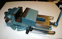 "Picture of 15654 - NEW 6"" PALMGREN HEAVY DUTY ANGLE MILLING VISE, MODEL MA60"