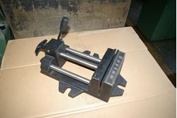 "Picture of 15656 - NEW 6"" DAYTON QUICK RELEASE DRILL PRESS VISE, MODEL 6X845C"