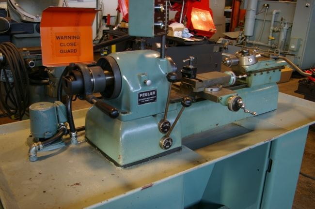 60601 - FEELER SECOND OPERATION TURRET LATHE