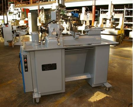 Picture for category LATHES, TURRET RAM TYPE