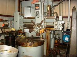 "Picture of 15168 - 52"" BULLARD DYNATROL VERTICAL TURRET LATHE"