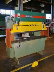 Picture of 60608 - 40 TON DONEWELL #40-1600 HYDRAULIC PRESS BRAKE