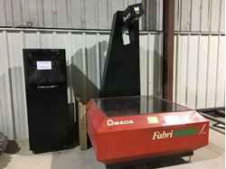 Picture of 60605 - AMADA FABRIVISION #FVL-HD-4848 LASER INSPECTION MACHINE