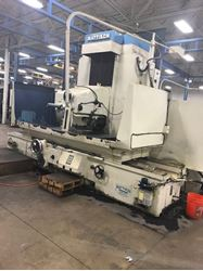 """Picture of 60557 - 42"""" X 74"""" MATTISON HEAVY DUTY HYDRAULIC SURFACE GRINDER"""