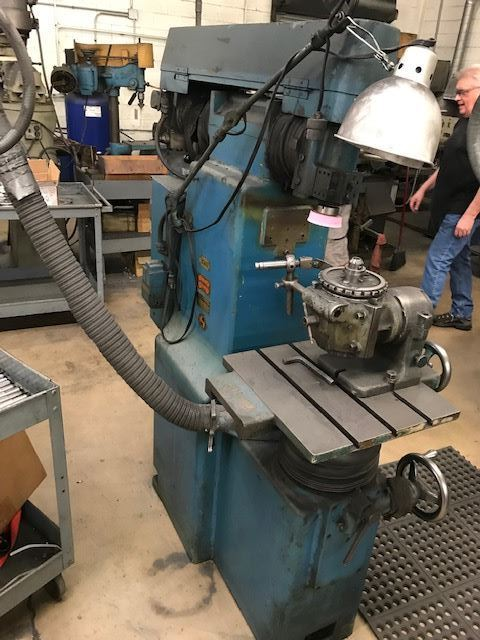 20012 - OLIVER TOOL AND CUTTER GRINDER