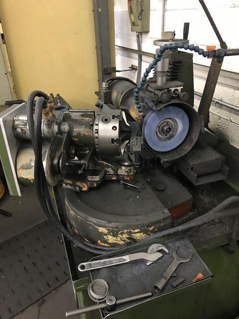 20011 - RUSH SEMI-AUTOMATIC DRILL & TOOL GRINDER