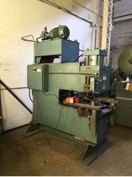Picture of 60584 - 70 TON MONTGOMERY HYDRAULIC SINGLE END PUNCH