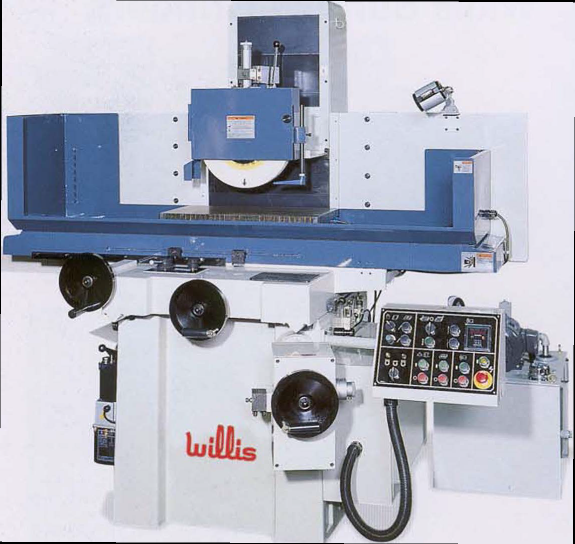 "74767 - (NEW) 12"" X 24"" WILLIS #1224-3A 3 AXIS AUTOMATIC SURFACE GRINDER"