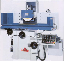 "Picture of 74767 - (NEW) 12"" X 24"" WILLIS #1224-3A 3 AXIS AUTOMATIC SURFACE GRINDER"