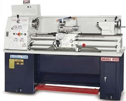 "Picture of 74772 - NEW 13"" X 40"" WILLIS 1340 HIGH PERFORMANCE GAP BED LATHE"