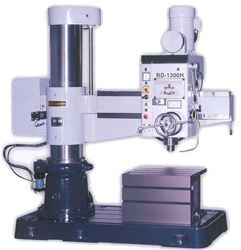 "Picture of 74770 - (NEW) 50"" X 11-7/8"" WILLIS #RD-1300H HEAVY DUTY RADIAL DRILLING MACHINE"
