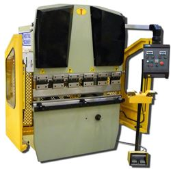 Picture of 74756 - NEW U.S. INDUSTRIAL MODEL USHB22-4S 22 TON X 4' HYDRAULIC PRESS BRAKE