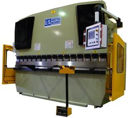 Picture of 74755 - NEW U.S. INDUSTRIAL 200 TON X 13' HYDRAULIC PRESS BRAKE