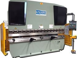 Picture of 74754 - NEW U.S. INDUSTRIAL 88 TON X 8' MODEL USHB88-8HM HYDRAULIC PRESS BRAKE