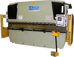Picture of 74750 - NEW U.S. INDUSTRIAL 88 TON X 8' HYDRAULIC PRESS BRAKE