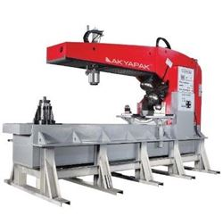 "Picture of 74766 - (NEW) .315"" AKYAPAK BMB 8X3000 FLANGING MACHINE WITH CENTER HOLE VERSION"