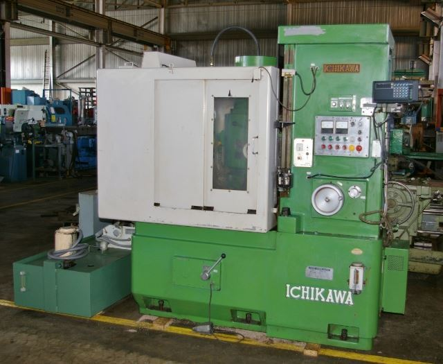 "60524 - 25"" ICHIKAWA VERTICAL SPINDLE ROTARY SURFACE GRINDER"