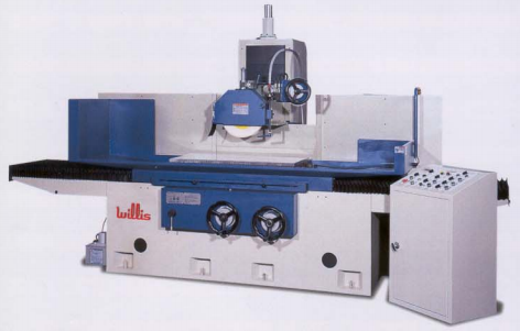 74778 - NEW WILLIS 2040-3A PRECISION SURFACE GRINDER