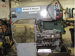 """Picture of 20032 - 3/4"""" NO. 00 BROWN & SHARPE 2 SPEED ULTRAMATIC RS SCREW MACHINE"""