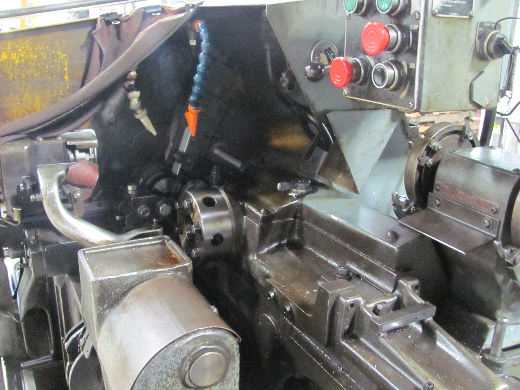 "20033 - 3/4"" BROWN & SHARPE #2 ULTRAMATIC 4 SPEED AUTOMATIC SCREW MACHINE"