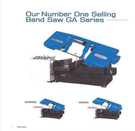 Picture for category HORIZONTAL BAND SAWS