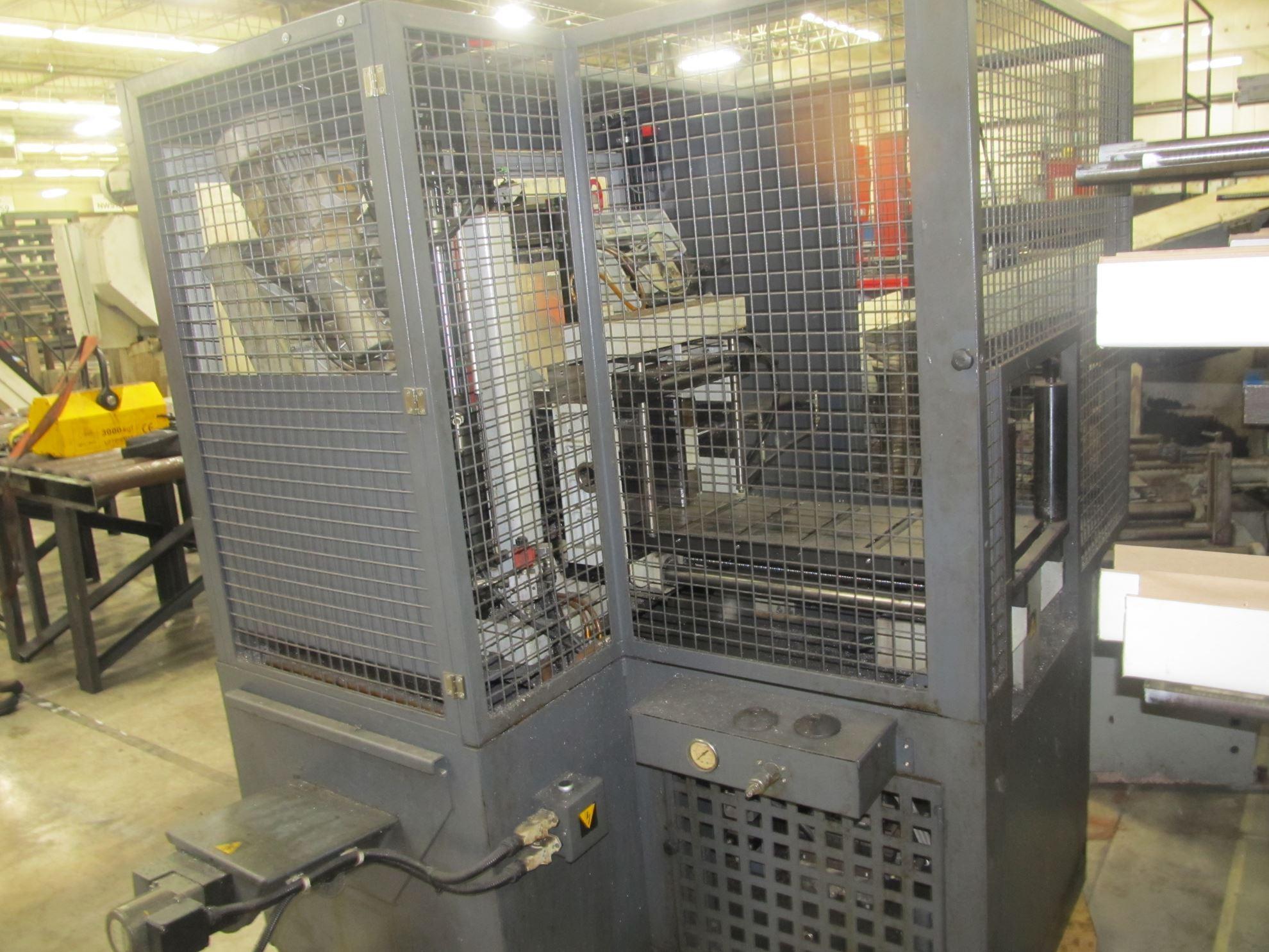 "20045 - 9"" X 9"" HYD-MECH H230A FULLY AUTOMATIC HORIZONTAL BAND SAW"