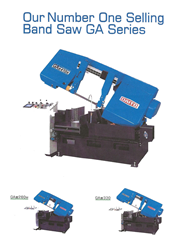 """Picture of 74784 - NEW 10-1/4"""" X 10-1/4"""" DAITO GAIV 260W FULLY AUTOMATIC HORIZONTAL BAND SAW"""